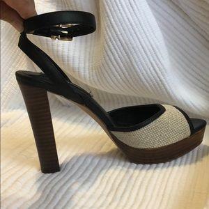 Women's heels size 7 White House black market